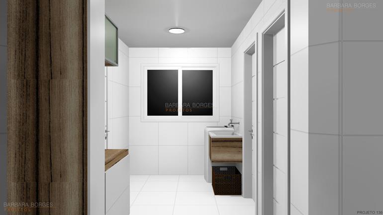 design de móveis casas lavabo