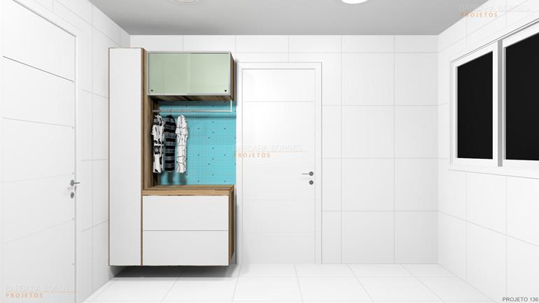 designe de interiores casas lavanderia