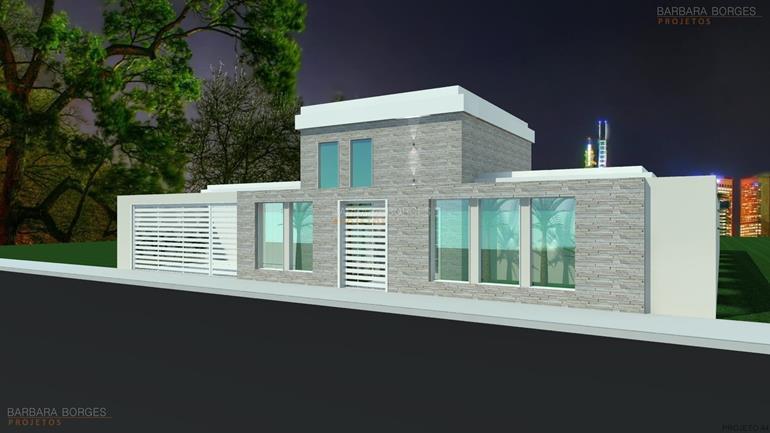 design de interior casas pequena