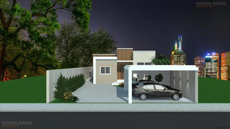 dormitorio de casal casas platibanda