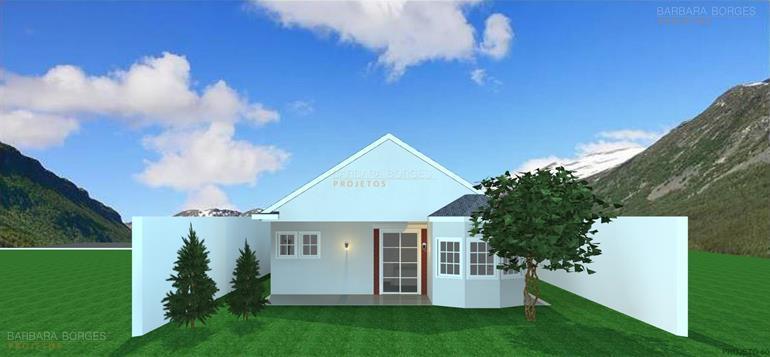 designe de interiores casas popular
