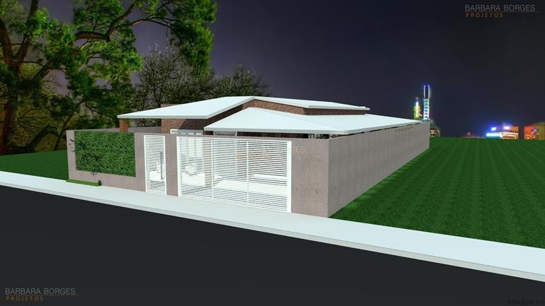 home office planejado casas populares