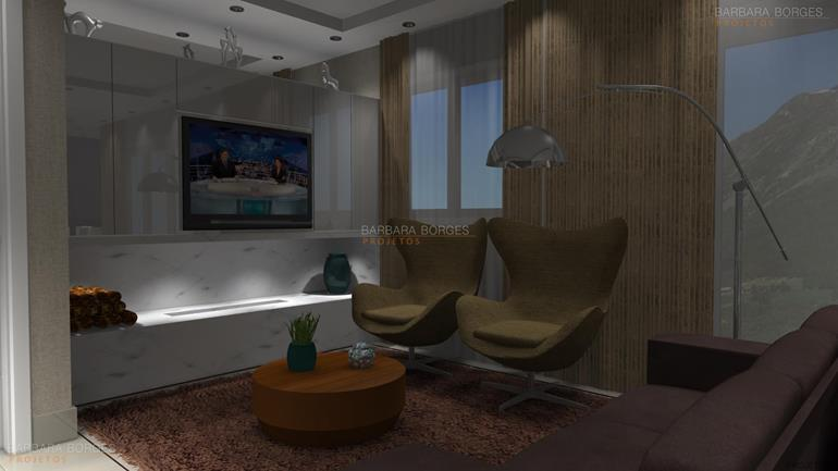mesas de jantar redonda casas sala tv