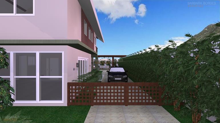 home office planejado casas telhado colonial