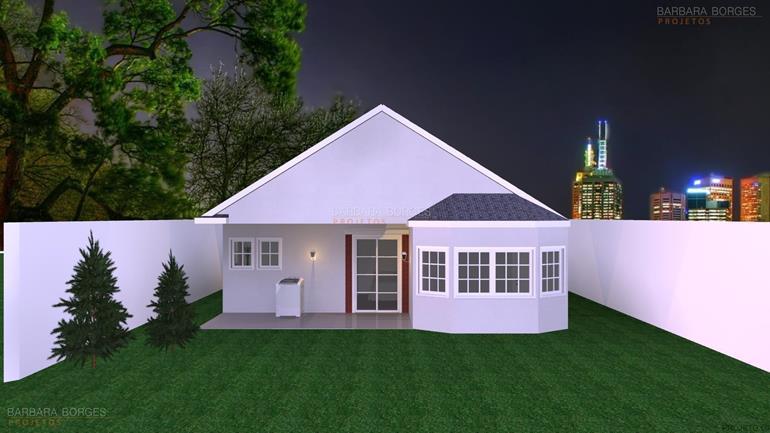 home office planejado casas terreas