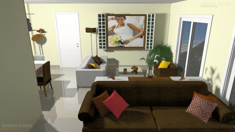 modelo de casa moderna closet planejado