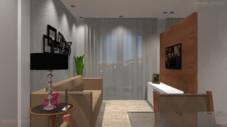 organizar quarto cortinas sala