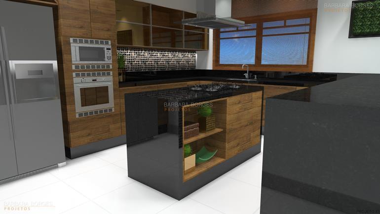 pendente sala de jantar cosinhas projetas 3D
