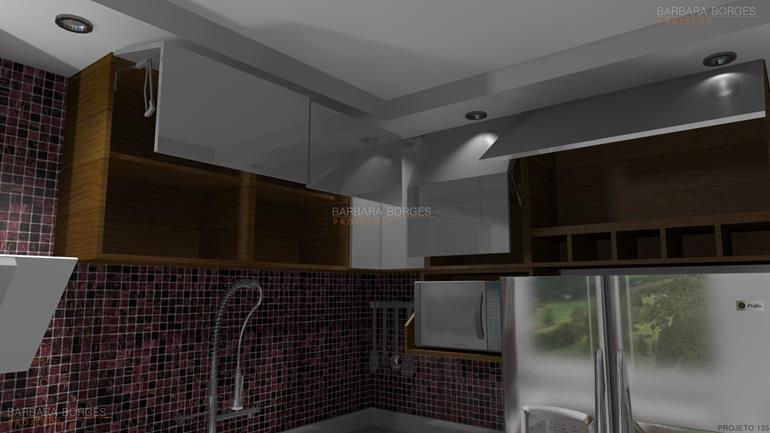 móveis projetados cozinha aço itatiaia