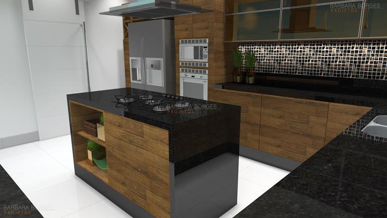 pisos e azulejos para cozinha cozinha americana
