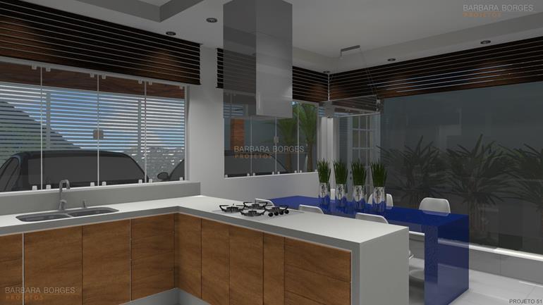moveis planejados para apartamento pequeno cozinha americana pequena