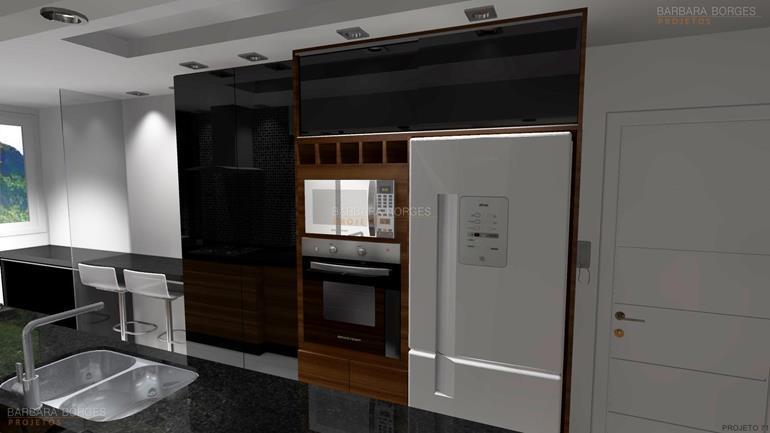 projeto banheiro pequeno cozinha compacta