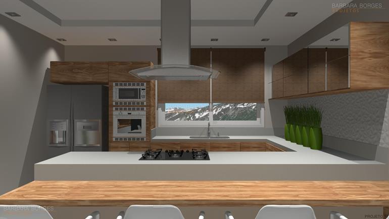 projeto de quarto cozinha compacta itatiaia
