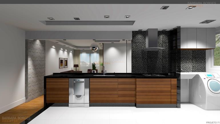 projeto cozinha pequena cozinha completa