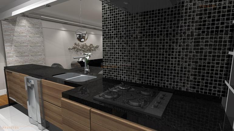 projeto de cozinha planejada cozinha completa itatiaia