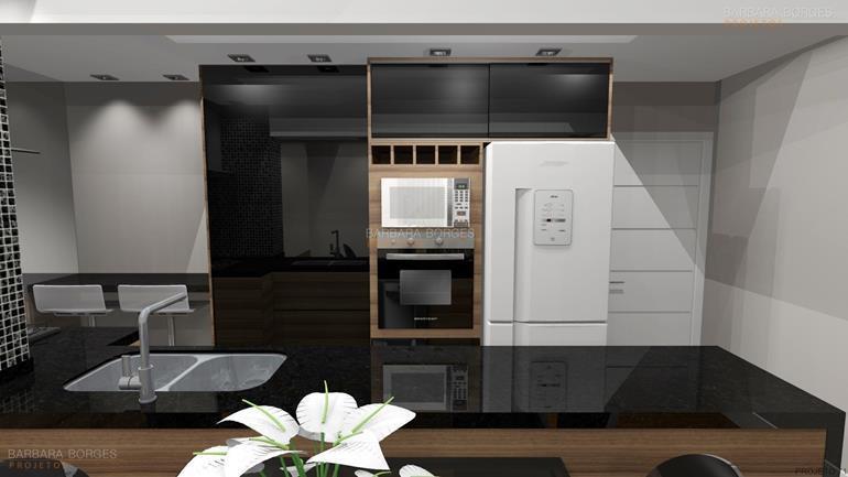 projetos de area de lazer cozinha itatiaia