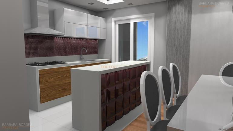 projeto de cozinha planejada cozinha itatiaia completa