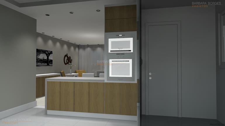 projeto cozinha americana cozinha itatiaia premium