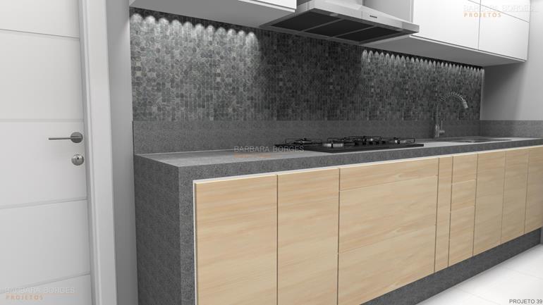 projetos de area de lazer cozinha juliana