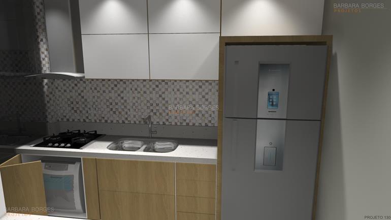 projeto de cozinha planejada cozinha modulada