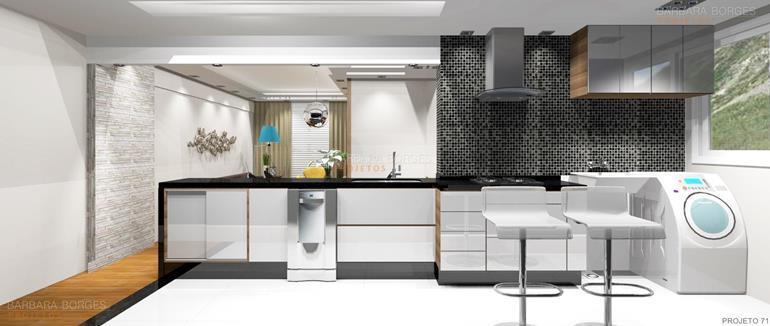 quarto de bebe moderno cozinha modulada