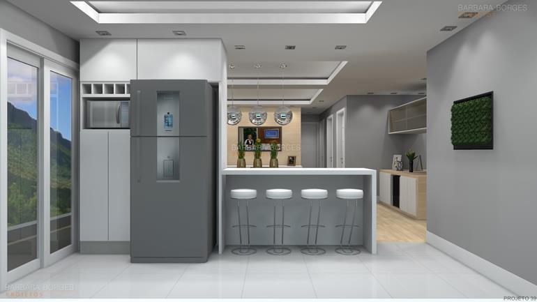 quarto de bebe moderno cozinha pequena