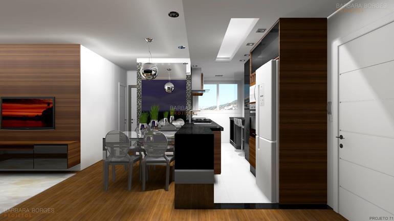 quarto de menino e menina juntos cozinha pequena planejada