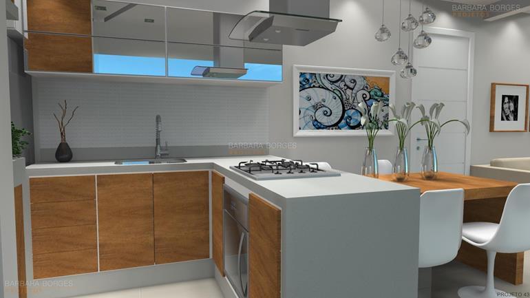 projeto cozinha pequena cozinha planejada