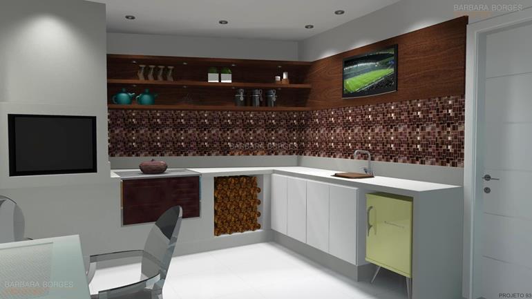 quartos infantil masculino cozinha planejada apartamento