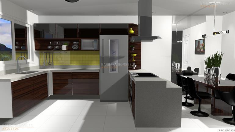 quarto de menina pequeno cozinha planejada apartamento pequeno
