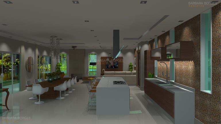projetos de interiores cozinha planejada itatiaia
