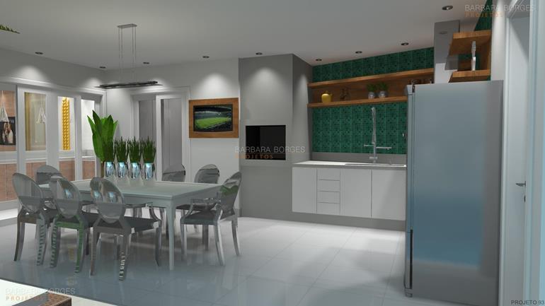 sala de jantar 8 lugares cozinha planejada itatiaia