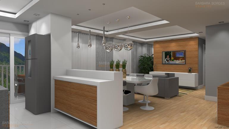 quartos decorados casal cozinha planejada todeschini