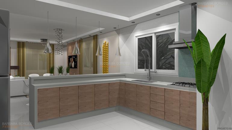 sites de decoração de casas cozinha planejada todeschini