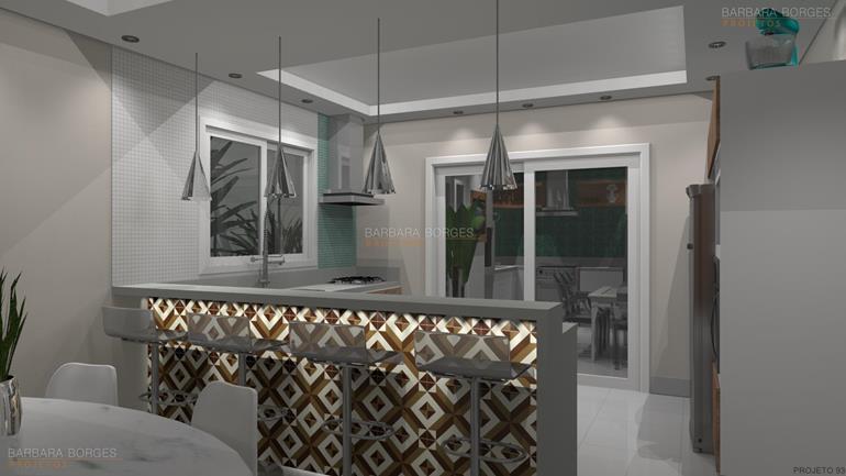 tapetes para quarto infantil cozinha projetada