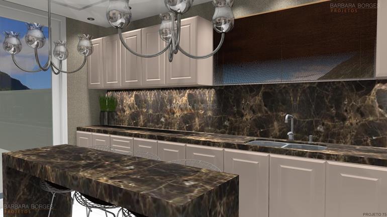 sites de decoração de casas cozinha sob medida