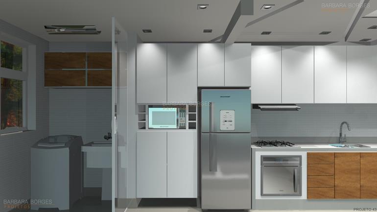 salas decoração cozinhas aço