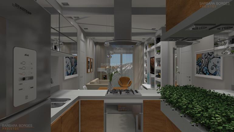 sites de decoração de casas cozinhas americanas