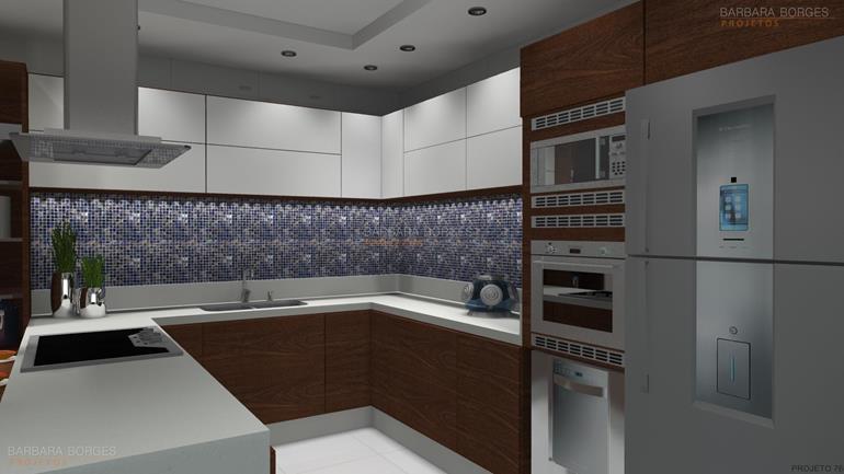 reforma de sala cozinhas bartira