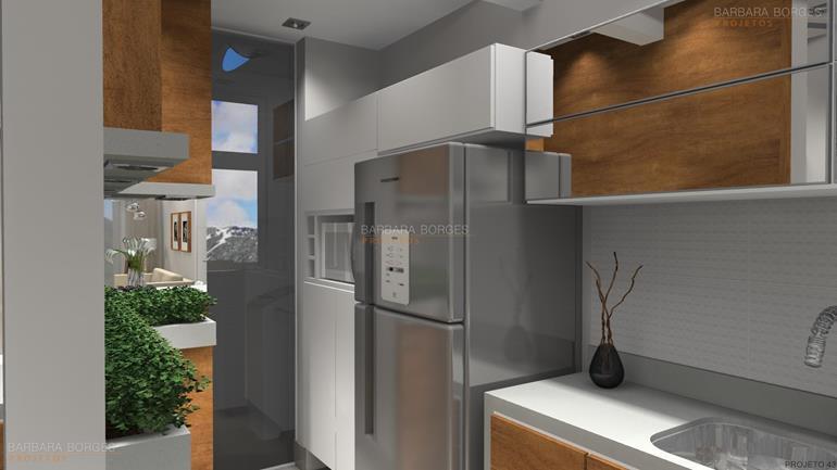 reforma de sala cozinhas compactas