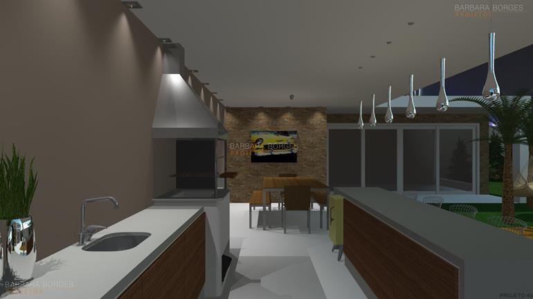 projeto de restaurante cozinhas gourmet
