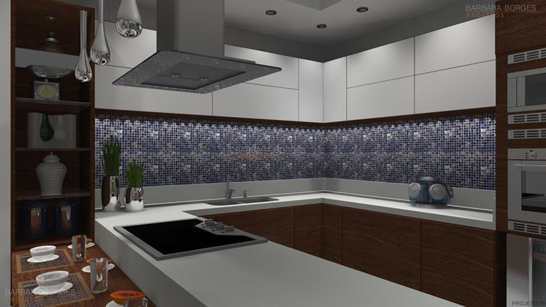 construir casa em 3d cozinhas gourmet