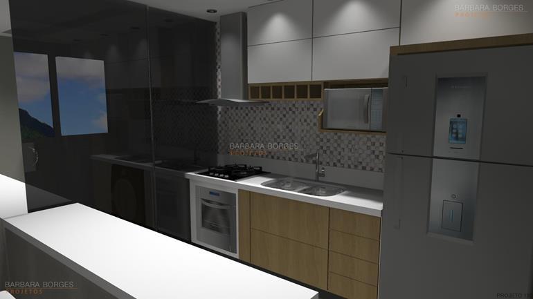 reforma de sala cozinhas modernas