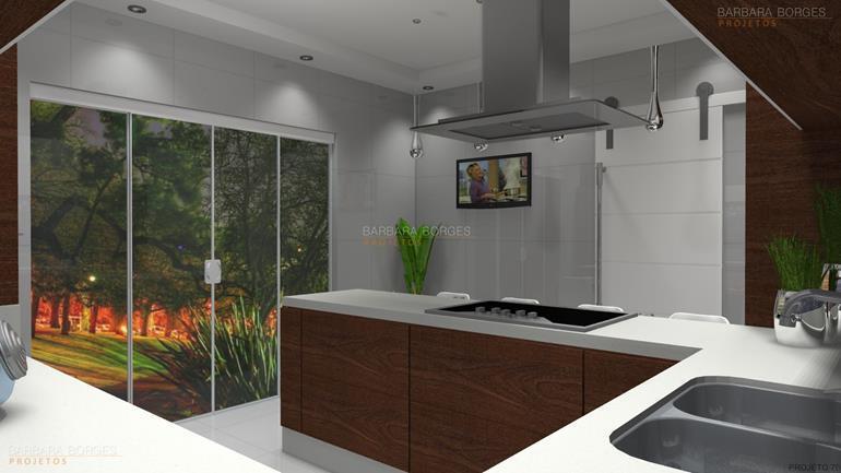 reforma da cozinha cozinhas modernas