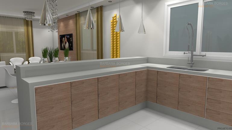 abajures para quarto cozinhas modernas