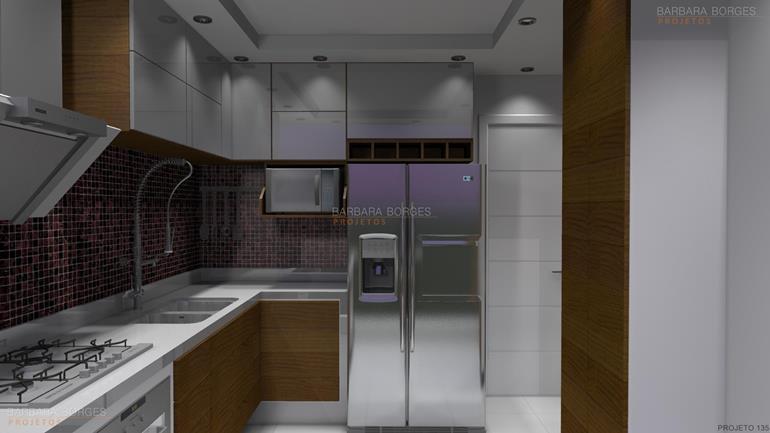 fachada de casas terreas cozinhas moduladas