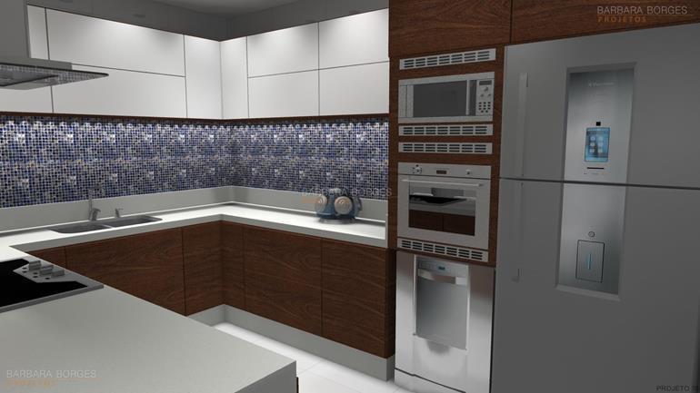abajur quarto cozinhas pequenas