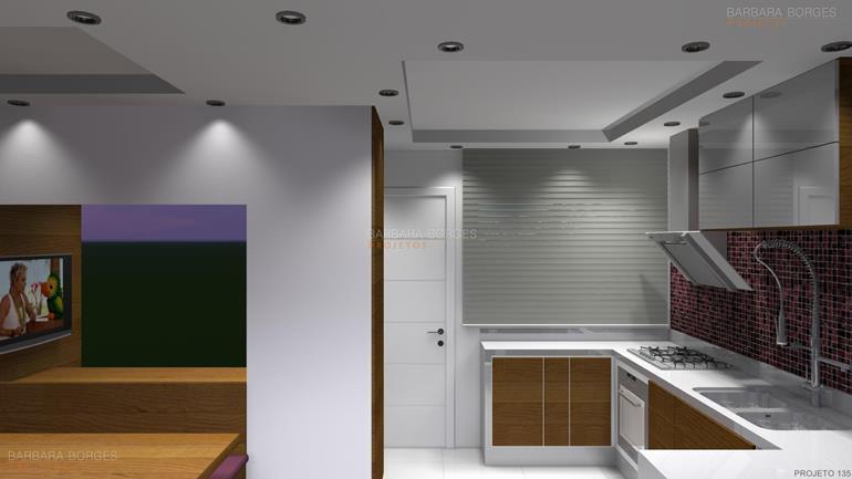 construir casa em 3d cozinhas pequenas planejadas