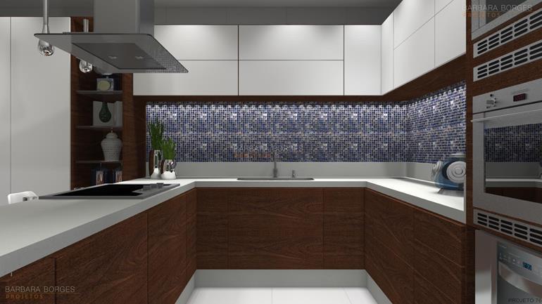 abajures para quarto cozinhas pequenas planejadas