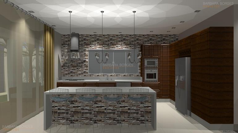 reformas de cozinhas cozinhas planejada